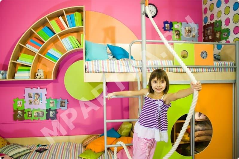 """Детская мебель """"Выше радуги"""""""