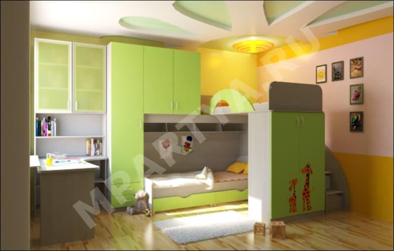 Детская мебель Красноярск